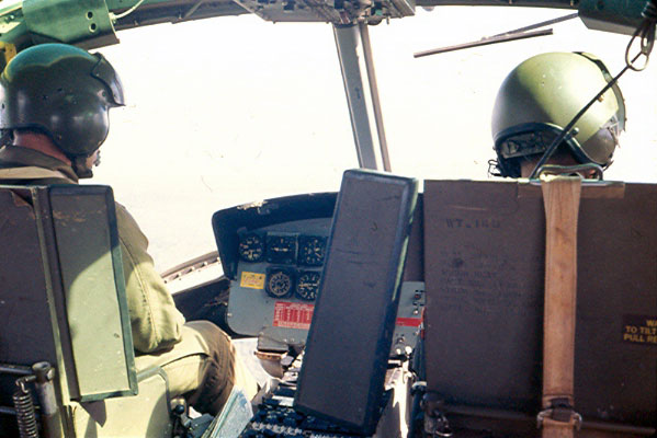 Chopper cockpit 1