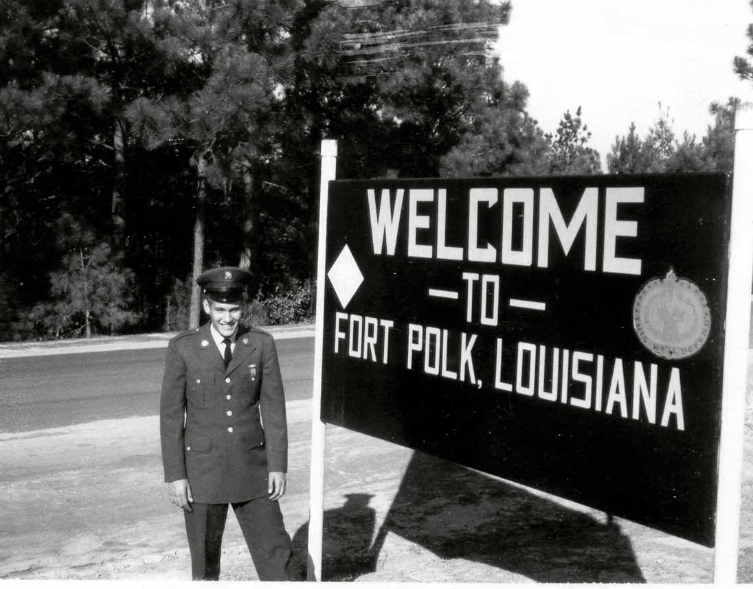 Welcome to Ft Polk - Don Lopez